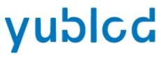 Logo Yublod  -Revista ecuatoriana online de salud